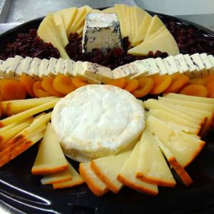 Cheese Platter Sample