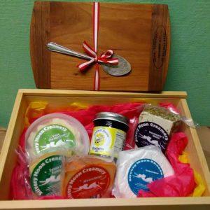 Gourmet Cheese Gift Box